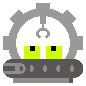 Manufacturing and Machining Icon Image