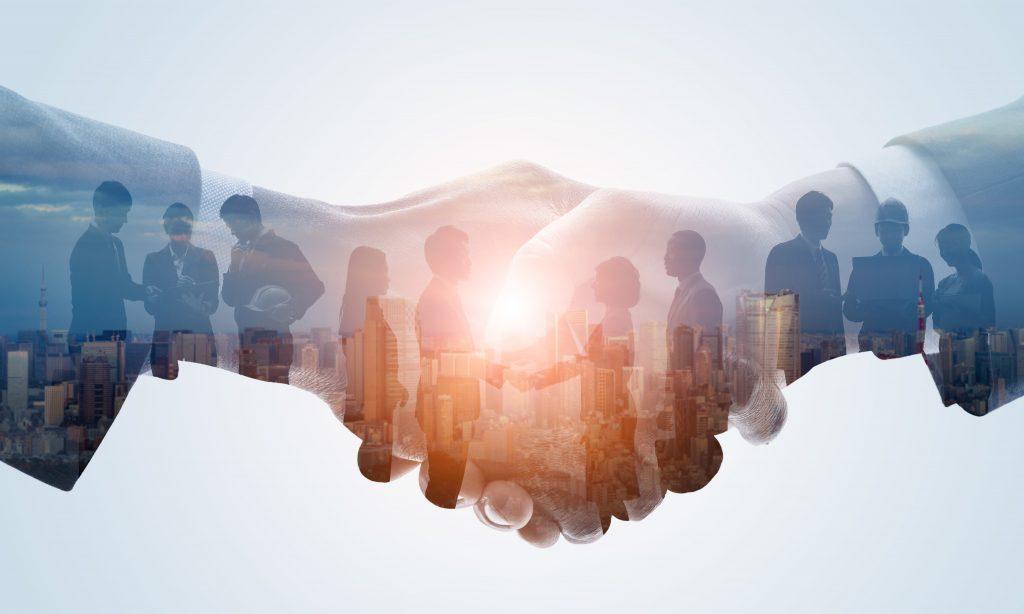Partnership of busines